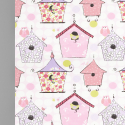 Birdhouse Pink