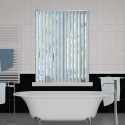 Paloma Mineral Vertical Blind