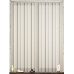 Zara Cream Vertical Blind