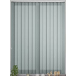 Calla Duck Egg Vertical Blind