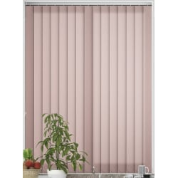 Calla Rose Vertical Blind