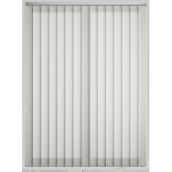 Carlo Chalk Vertical Blind