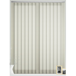 Dalia Cream Vertical Blind