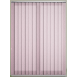 Splash Blush Vertical Blind