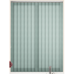 Senna Mint Vertical Blind