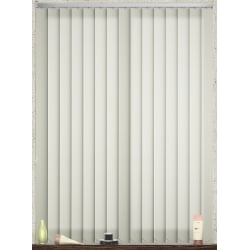 Amsterdam Cream Vertical Blind