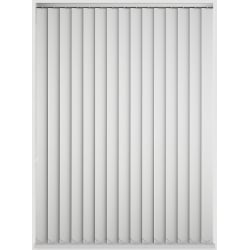 Bermuda Blackout White Vertical Blind