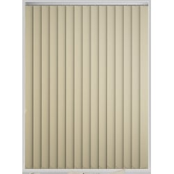 Bermuda Blackout Beige Vertical Blind