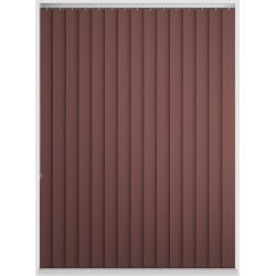 Bermuda Blackout Cappuccino Vertical Blind