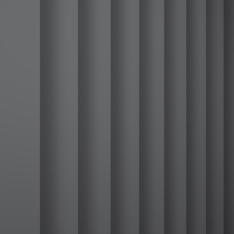 vertical black tranquility blinds a sevilla blackout blind