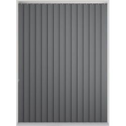 Bermuda Blackout Dark Grey Vertical Blind
