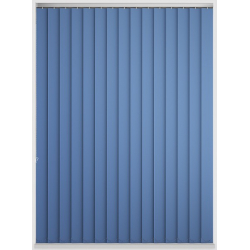 Bermuda Blackout Delft Vertical Blind