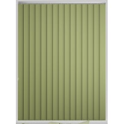 Bermuda Blackout Leaf Green Vertical Blind