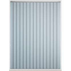 Bermuda Blackout Spa Blue Vertical Blind