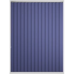 Bermuda Blackout True Blue Vertical Blind
