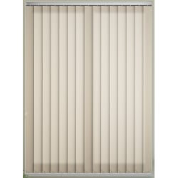 Bermuda Plain Honey Vertical Blind
