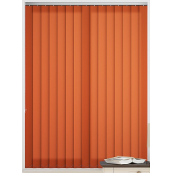 Bermuda Plain Jaffa Vertical Blind
