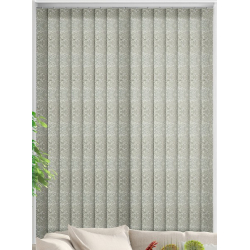 Diamond Cream Vertical Blind
