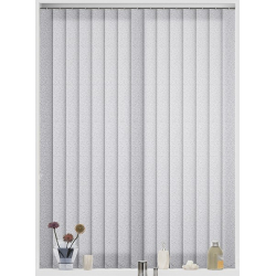 Mosaic Silver Vertical Blind