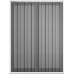 Ocean Pearl Fr Smoke Vertical Blind