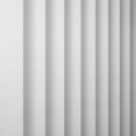 Ocean Pearl Fr White/Snow Vertical Blind