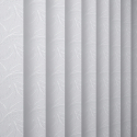 Pinata White Vertical Blind