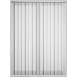 Rossini White Vertical Blind