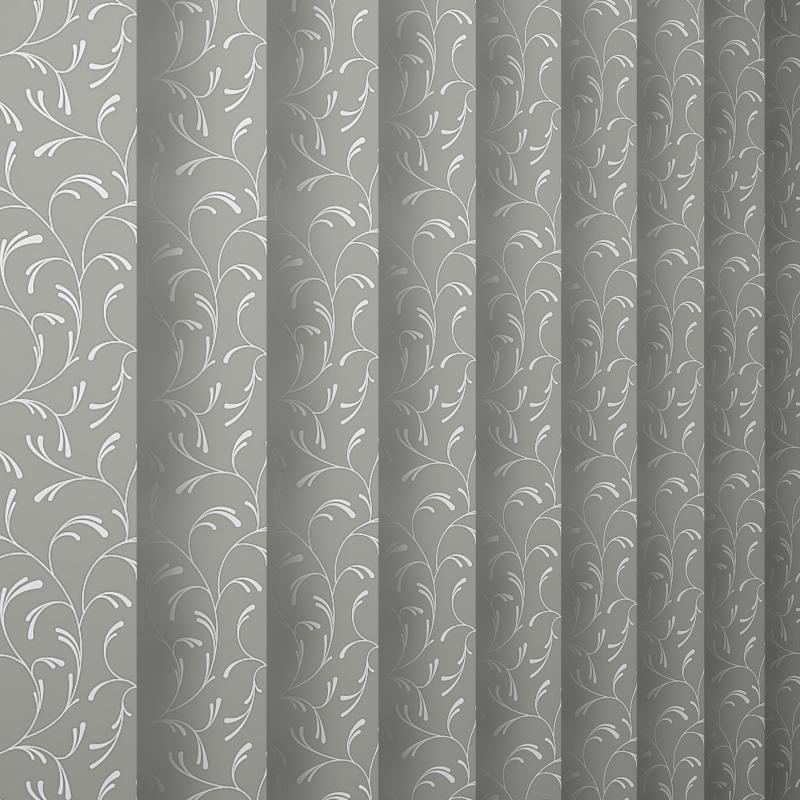 Fleur Shadow Vertical Blind