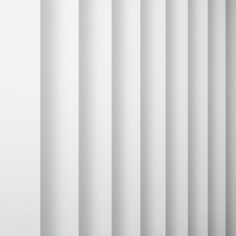 Kira White Vertical Blind