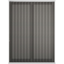 Seko Graphite Vertical Blind