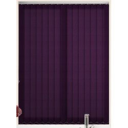 Medina Berry Vertical Blind