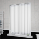 Verona White Vertical Blind