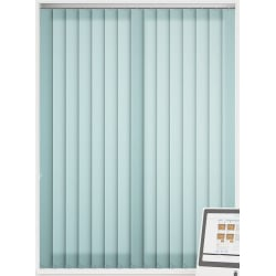 Lana Mint Vertical Blind