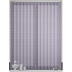 Nina Mulberry Vertical Blind