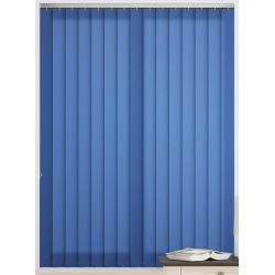 Unicolour Cadet Vertical Blind