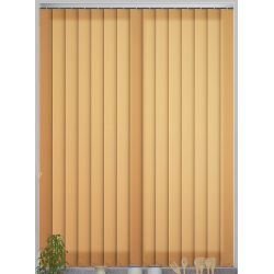 Unicolour Sienna Vertical Blind