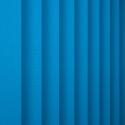 Unicolour Cyan Vertical Blind