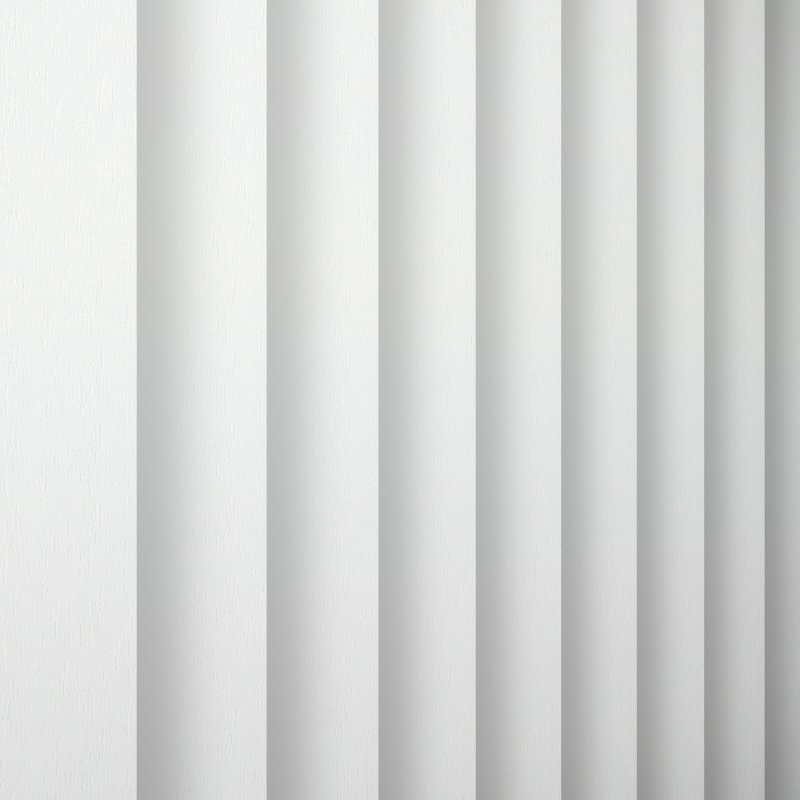 Kira White Vertical Blind