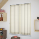 Java Cream Vertical Blind