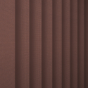 Atlantex Asc Brown Vertical Blind