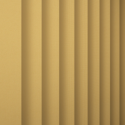 Atlantex Asc Muted Gold Vertical Blind