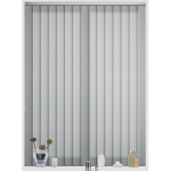 Atlantex Asc Silver Vertical Blind