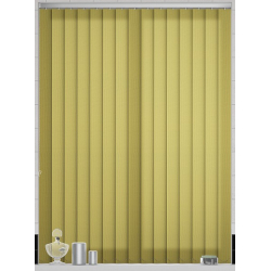 Atlantex Asc Lime Vertical Blind
