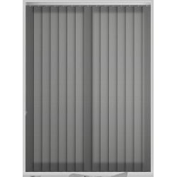 Atlantex Asc Grey Vertical Blind