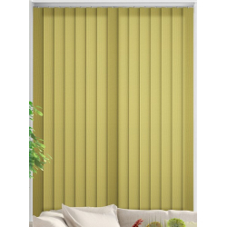 Atlantex Lime Vertical Blind
