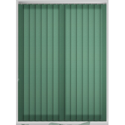 Atlantex Asc Hunter Green Vertical Blind