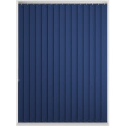 Urban Fr Blue Vertical Blind