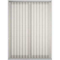 Wicker Asc Ivory Vertical Blind