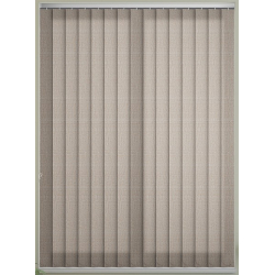 Woodbark Asc Chestnut Vertical Blind
