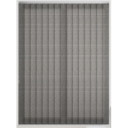 Woodbark Asc Ebony Vertical Blind